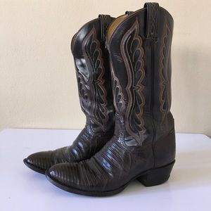 Tony Lama Men's Western Boots